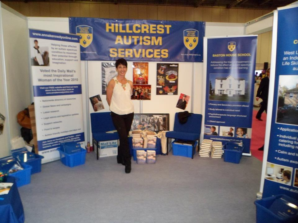 Anna Kennedy online at The Autism Show