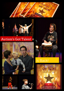 Autism's got Talent 2015!