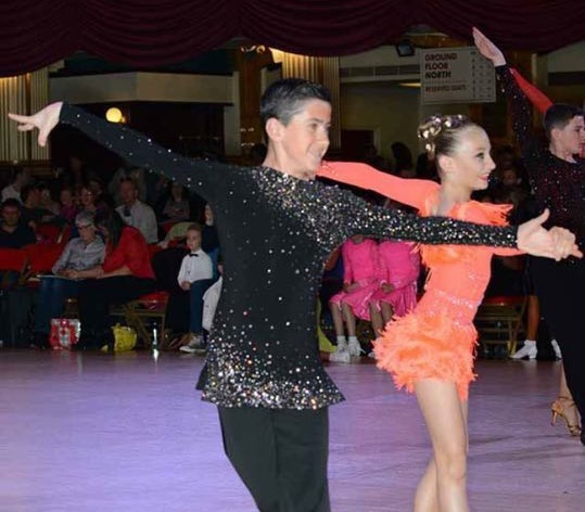 """Anna Kennedy On Strictly: """"I could feel the build up of excitement"""""""