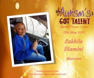 Lakhile Dlamini