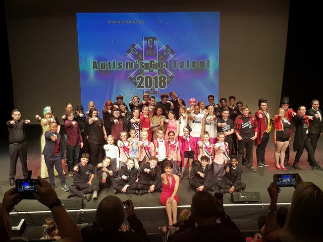 Autism's Got Talent 2018 – standing ovation and tears in its 7th year!
