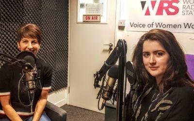 Anna Kennedy OBE interviews BBC Radio 1 Teen Hero of 2018