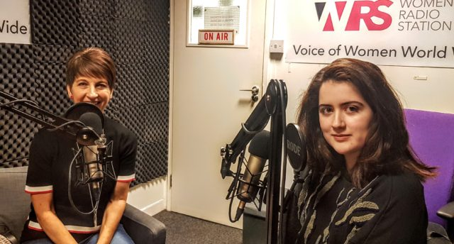Anna Kennedy OBE interviews BBC Radio 1 Teen Hero of 2018