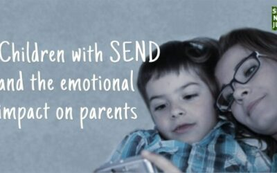 Children with SEND and the emotional impact on parents – Special Needs Jungle