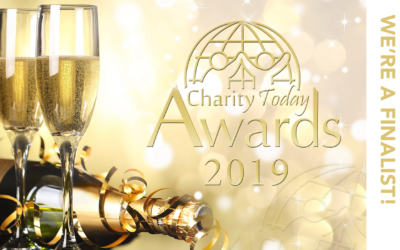 Charity Today Awards – Anna Kennedy OBE shortlisted for Special Recognition!