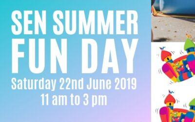 Summer Fun Day – 22nd June 2019